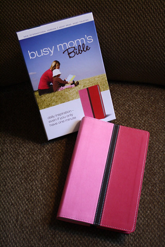 67-busy mom bible