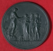 1789_Sydney_cove_medallion