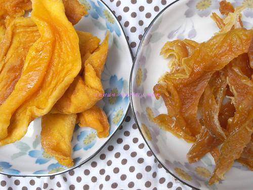 katharine娃娃 拍攝的 4芒果+楊桃乾。