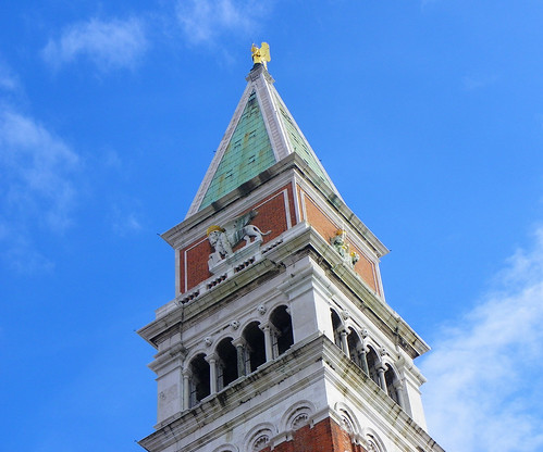Venice - St. Mark's Square Campanile
