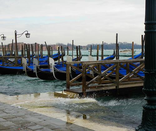 Is Venice Sinking?