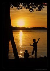 The Golden Hour of Fun (pixbytommy) Tags: sunset sun lynch water kids tom digital children keys photography golden virginia md nikon photographer florida thomas maryland tommy hour islamorada lorelei pixbytommy tomlynchphotographycom
