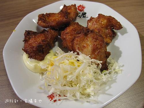 誠屋拉麵炸雞