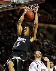Vanderbilt's Lance Goulbourne last year (by: Christopher Evans)