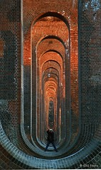 Balcombe viaduct, West Sussex, England (Susan SRS) Tags: uk england canon eos sussex haywardsheath westsussex bricks victorian engineering railway arches viaduct 7d southeast brickwork balcombeviaduct 0435 canoneos7d