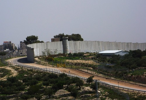 Israel travel security wall