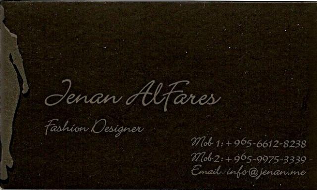 Jenan Al-Fares Info