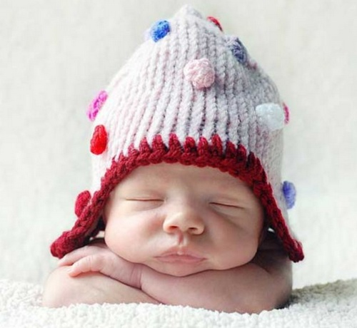 foto de bebe lindo