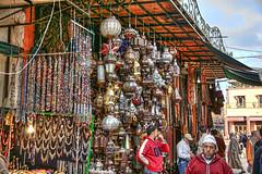Into the Souk 3 (Fil.ippo) Tags: colors market marocco marrakech souk colori mercato hdr filippo suk abigfave d5000