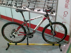 Amoeba bike