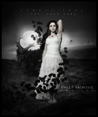 # Amy Lee - Sweet Sacrifice (samuelpera) Tags: door open amy sweet gothic haunted lee fallen sacrifice ptalas mistrio gtico angstia