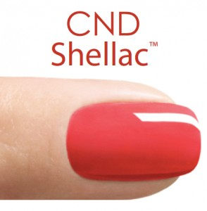 CND Shellac Hybrid Nail Color