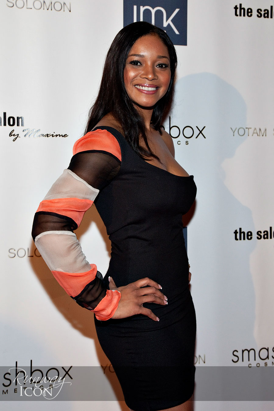 Actress Tamala Jones