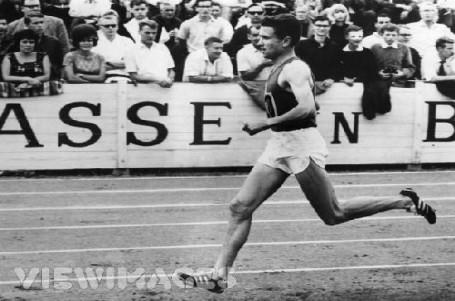 Michel Jazy - Šampiónem se nerodíte, ale můžete se jím stát