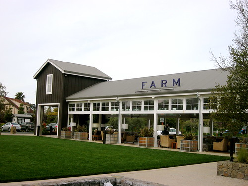 The Carneros Inn's The Farm