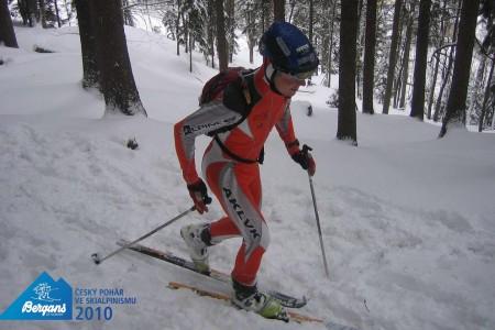 O dřevěného Krakonoše - BERGANS Český pohár ve skialpinismu 2010