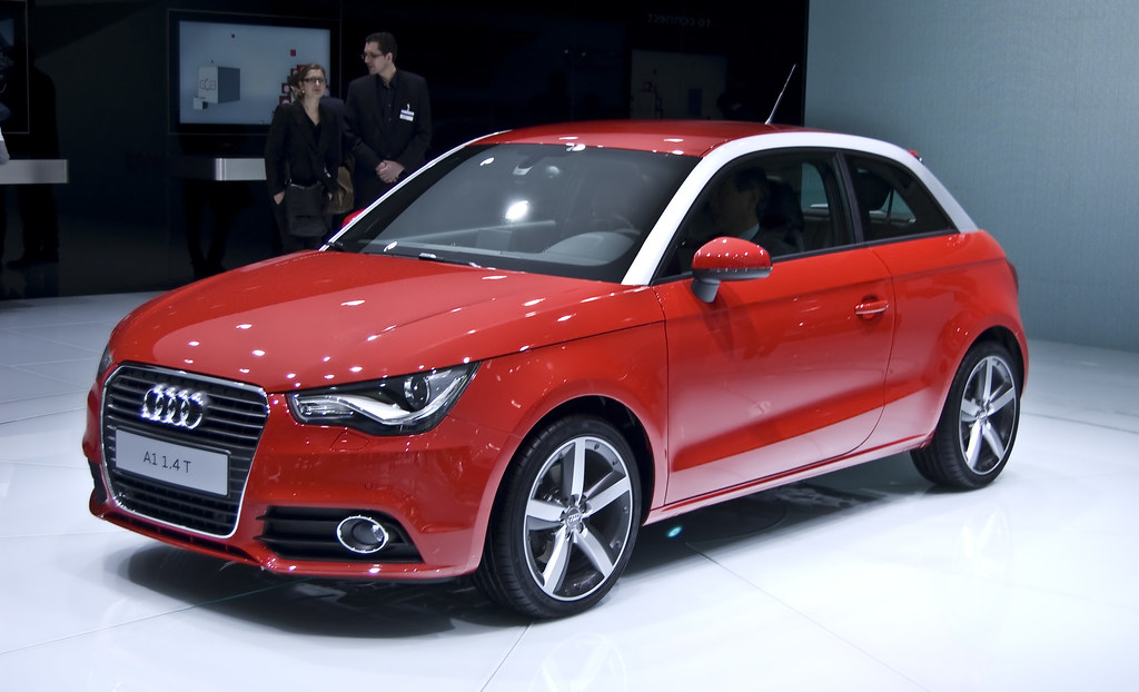 Audi A1 ©Flickr/David Villarreal Fernández