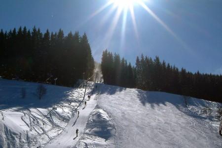 Jarní lyžování a zvýhodněné dovolené!