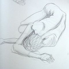 lifedrawing 2010/3/21 c