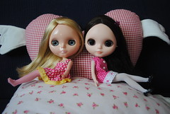 Kaisa and Agnie