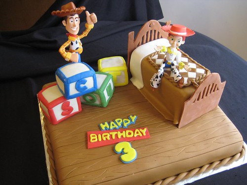 Toy Story 3 Birthday Cake Ideas