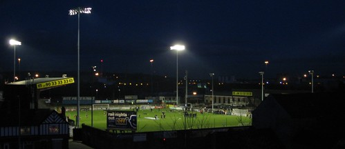 Seaview - Prior to Crusaders Vs Glenavon March 1st 2010