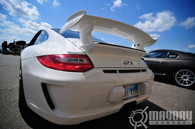 The GT3 ass is something I can look at anytime.