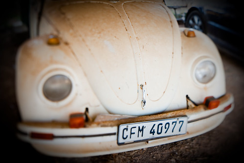 The lost Love Bug