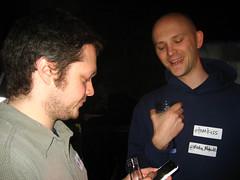 Josh and Tom