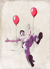 balloons (jjfez) Tags: fall up balloons fly flying fear balloon floating down falling scream cry scared float globos grito miedo globo bajar levitar subir flotar levitate volando asustado volar gritar caer cayendo flotando