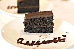 Double Chocolate Cake, Ricciotti