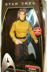 KIRK (napudollworld) Tags: sexy trek star twilight action jacob barbie guys figure kirk mccoy