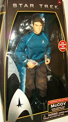 McCoy (napudollworld) Tags: sexy trek star twilight action jacob barbie guys figure kirk mccoy
