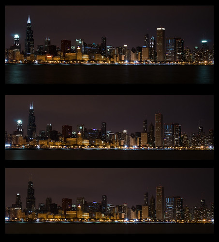 Earth Hour 2010, Chicago