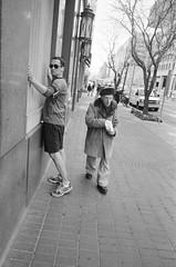 Untitled (Bogotron) Tags: film washingtondc dc streetphotography dcist leicam4 mikehicks