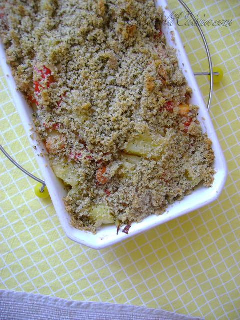 Baked Assorted Vegetables