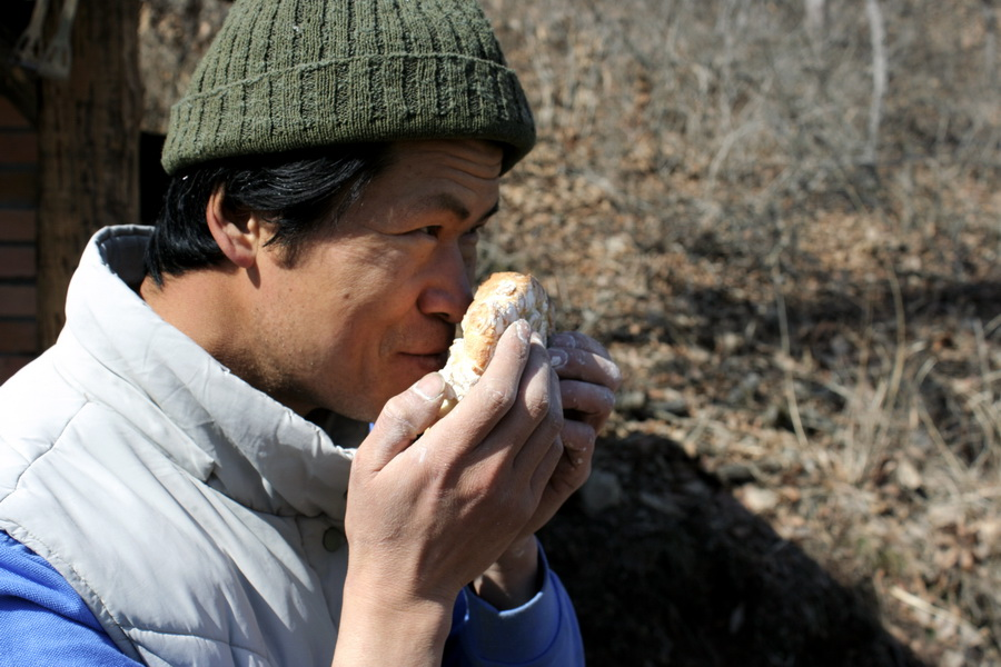 Making bread(4)