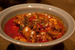 IMG_7757 (Marc Aurel) Tags: food dinner thailand hotel essen bangkok hilton millenium curry millennium thailandia abendessen milleniumhilton panaengcurry 5dmarkii eos5dmarkii