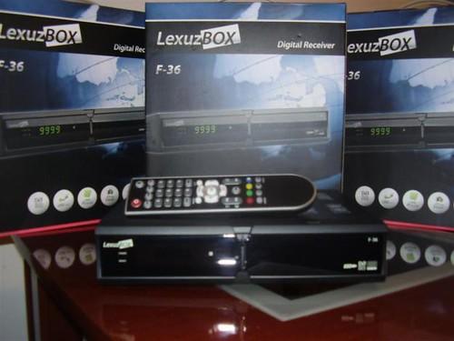 lexus box atualização