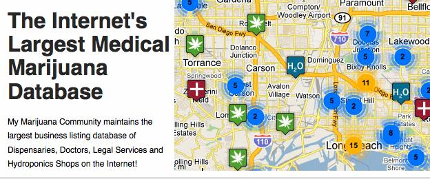 medical marijuana advertising