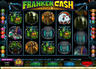 Franken Cash slot game online review
