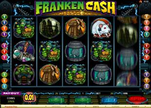 Franken Cash slot game online review