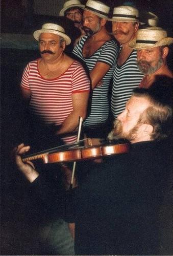John met snorrenclub