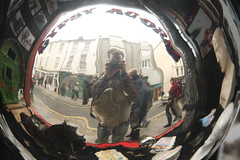 92/365 - Crystal ball (s2martin) Tags: portrait self ball crystal plymouth barbican gypsy project365 acora