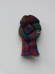 """Scottish Awareness Knot"""