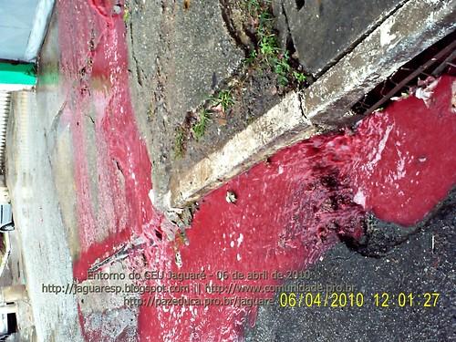 Entorno do CEU Jaguare - 06/04/2010