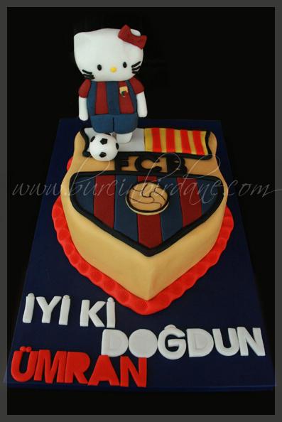 Barcelona HK 1