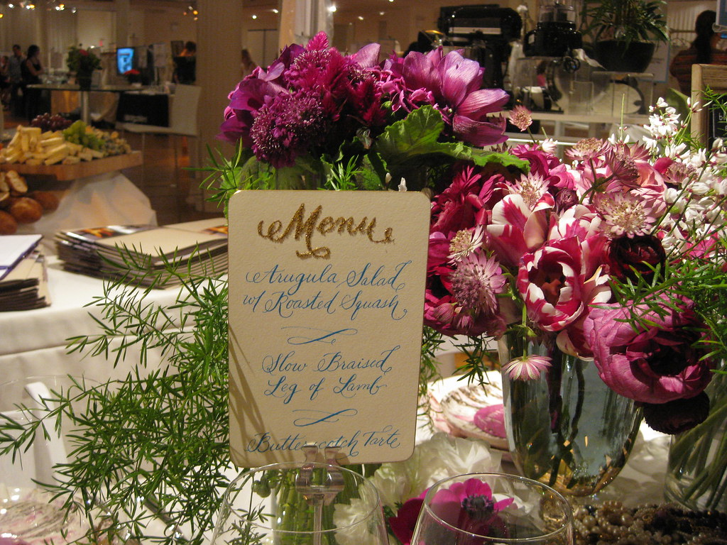 Blank Slate Events NYC event planner- kat flower florist
