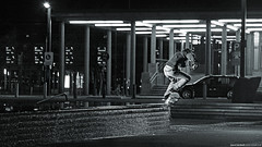 Maikel Winter: wet crooks (tjeerd.derkink) Tags: winter fountain skateboarding enschede grind crooked stationsplein maikel sekonic strobist waterbak l358 shiftysk8shop tjeerdderkink maikelwinter royaletproductions