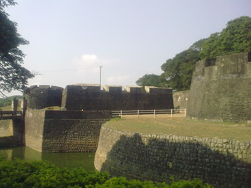 Tippu Sultan's fort - Palakkad